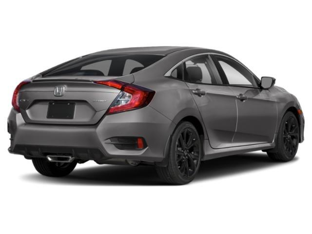 New 2019 Honda Civic Hatchback in Santa Rosa, CA