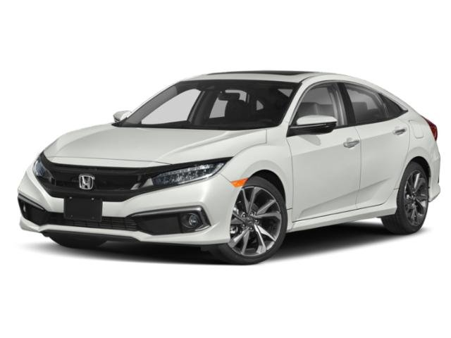 2019 Honda Civic Sedan Touring Touring CVT Intercooled Turbo Regular Unleaded I-4 1.5 L/91 [4]