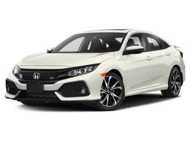 2019 Honda Civic Si Sedan Si  Intercooled Turbo Premium Unleaded I-4 1.5 L/91 [18]