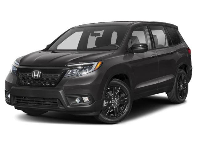 New 2019 Honda Passport in Santa Rosa, CA