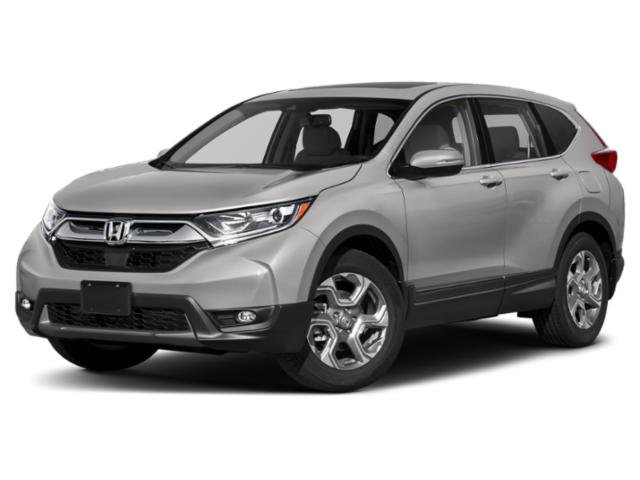 2019 Honda CR-V EX-L EX-L 2WD Intercooled Turbo Regular Unleaded I-4 1.5 L/91 [17]