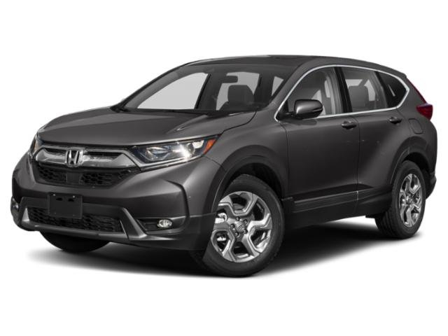 2019 Honda CR-V EX EX AWD Intercooled Turbo Regular Unleaded I-4 1.5 L/91 [2]