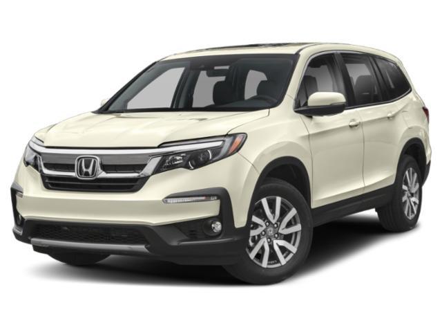 New 2019 Honda Pilot in Santa Rosa, CA