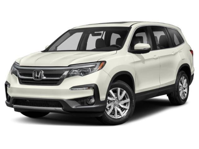 2019 Honda Pilot EX-L EX-L 2WD Regular Unleaded V-6 3.5 L/212 [10]
