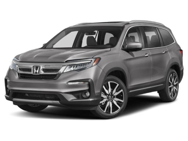 2019 Honda Pilot Touring 8-Passenger Touring 8-Passenger 2WD Regular Unleaded V-6 3.5 L/212 [2]
