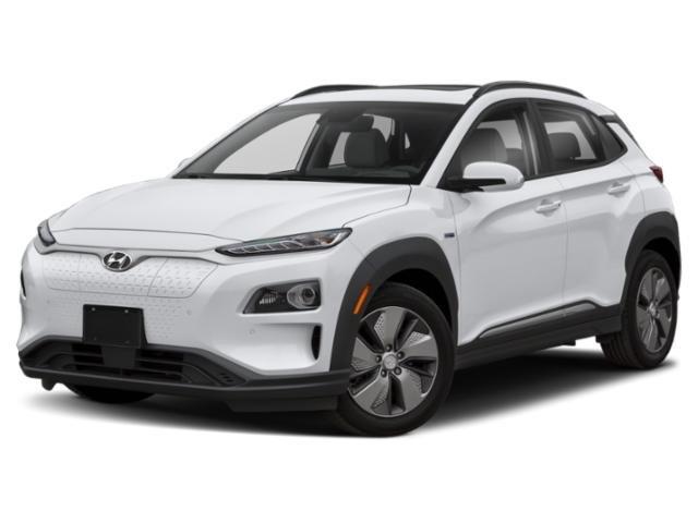 New 2019 Hyundai Kona EV in Santa Rosa, CA