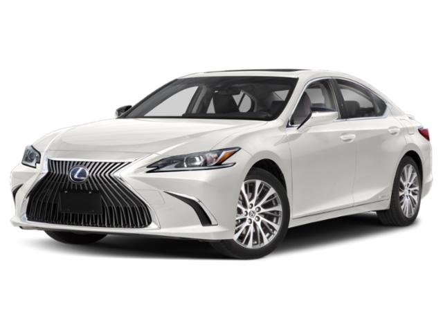2019 Lexus ES 300h ES 300h FWD Gas/Electric I-4 2.5 L/152 [4]