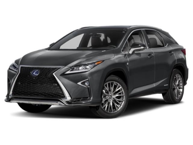 2019 Lexus RX RX 450h F SPORT RX 450h F SPORT AWD Gas/Electric V-6 3.5 L/211 [6]