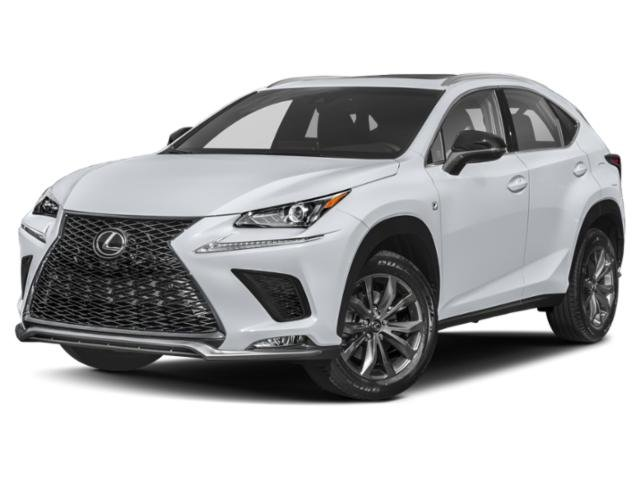 2019 Lexus NX  Intercooled Turbo Premium Unleaded I-4 2.0 L/122 [15]