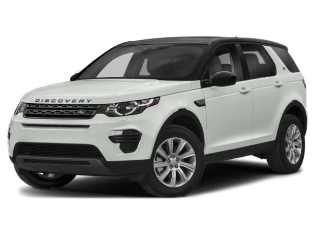 2019 Land Rover Discovery Sport HSE HSE 4WD Intercooled Turbo Premium Unleaded I-4 2.0 L/122 [1]