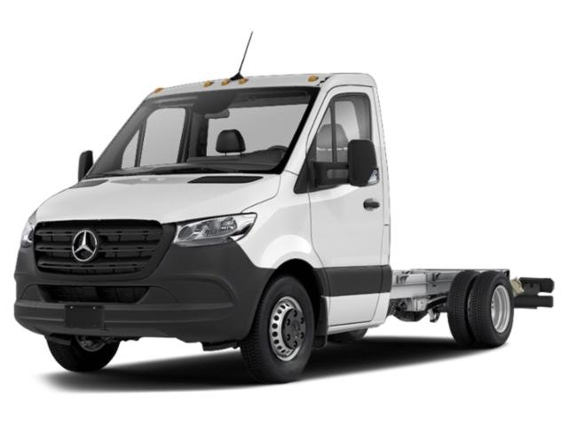 2019 Mercedes-Benz Sprinter Cab Chassis Extended Cargo Van 170 in. WB