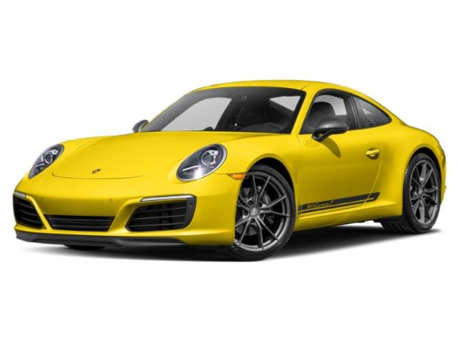 2019 Porsche 911 Carrera T Carrera T Coupe Twin Turbo Premium Unleaded H-6 3.0 L/182 [5]