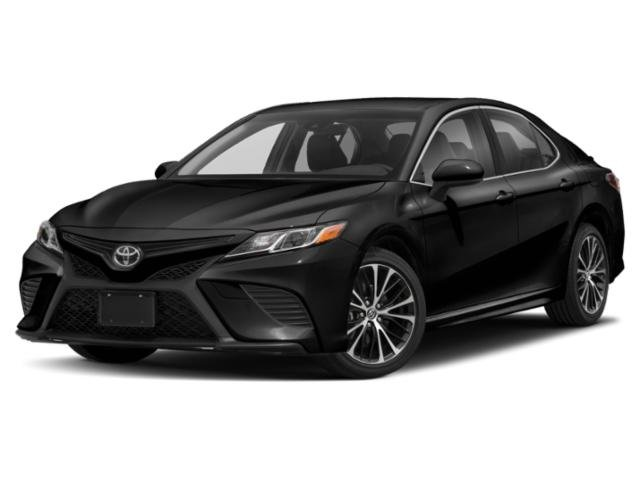 2019 TOYOTA CAMRY SE SE Auto Regular Unleaded I-4 2.5 L/152 [0]