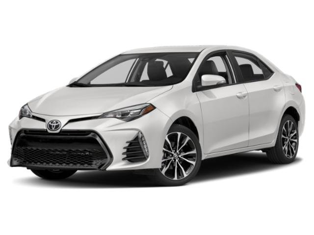 2019 Toyota Corolla XLE XLE CVT Regular Unleaded I-4 1.8 L/110 [4]