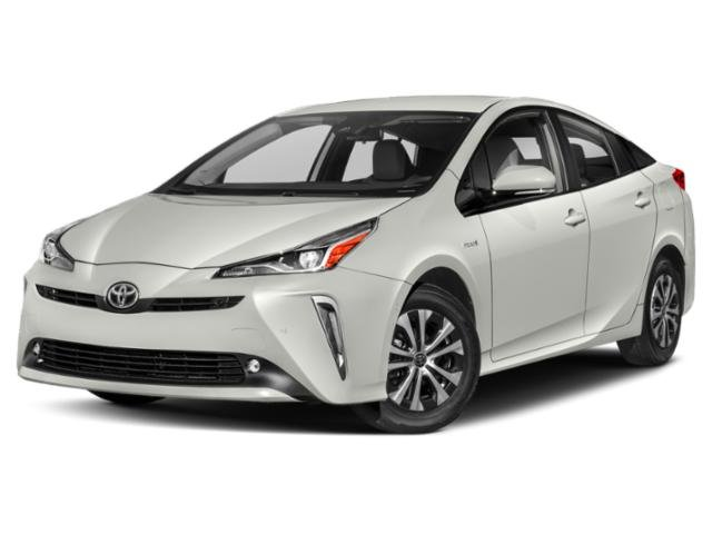 2019 Toyota Prius LE AWD-e  Gas/Electric I-4 1.8 L/110 [4]