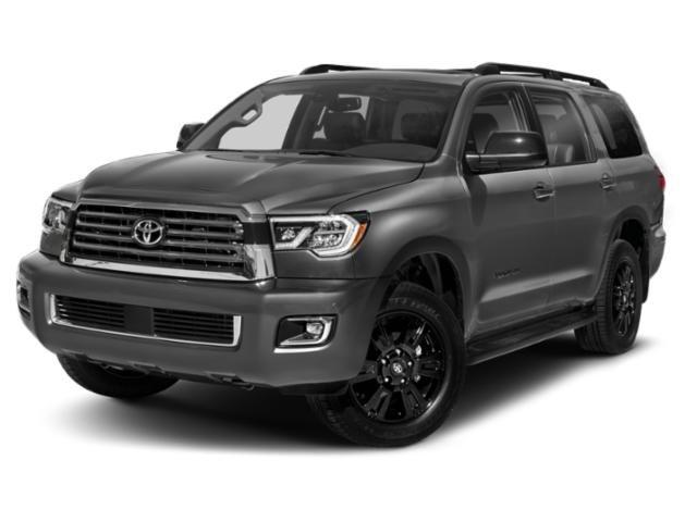 2019 Toyota Sequoia TRD Sport TRD Sport 4WD Regular Unleaded V-8 5.7 L/346 [35]