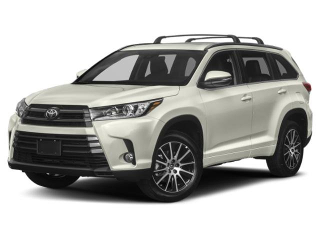 2019 Toyota Highlander SE SE V6 FWD Regular Unleaded V-6 3.5 L/211 [0]