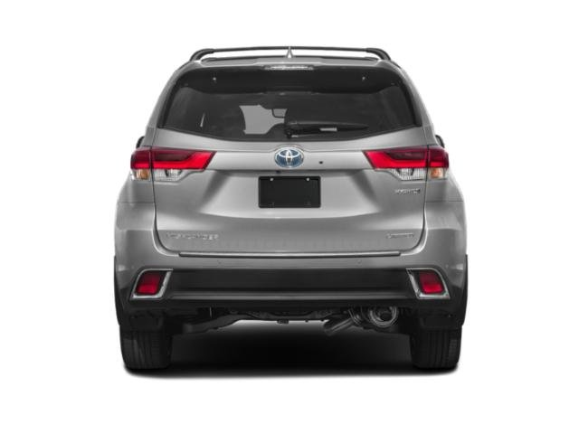 New 2019 Toyota Highlander Hybrid in Lexington, KY