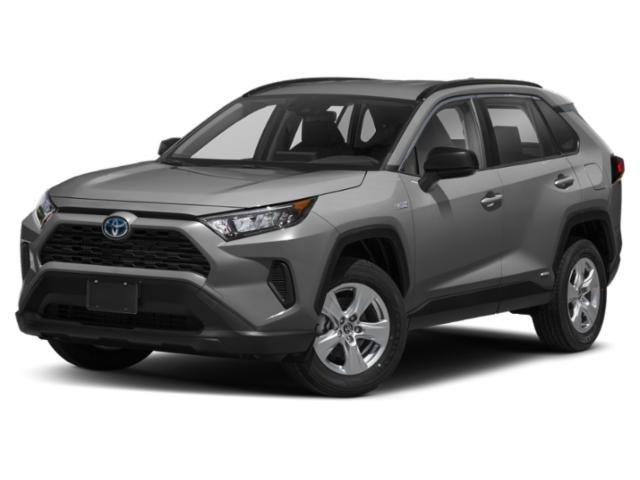 2019 Toyota RAV4 Hybrid LE Hybrid LE AWD Gas/Electric I-4 2.5 L/152 [8]