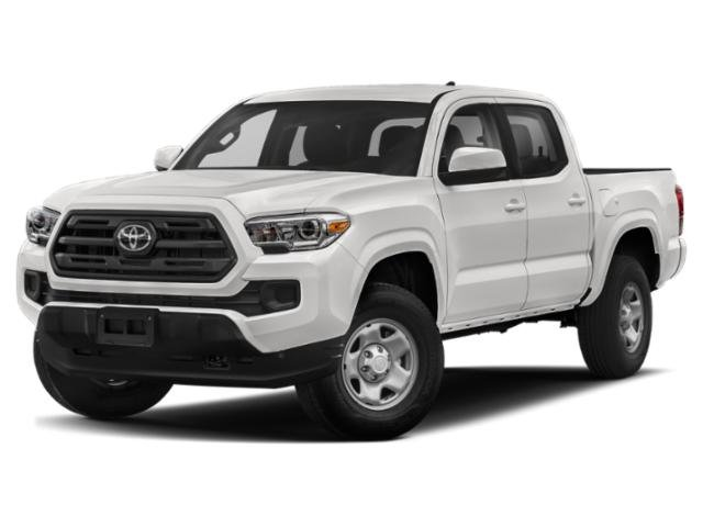 2019 Toyota Tacoma SR5 SR5 Double Cab 5' Bed I4 AT Regular Unleaded I-4 2.7 L/164 [7]