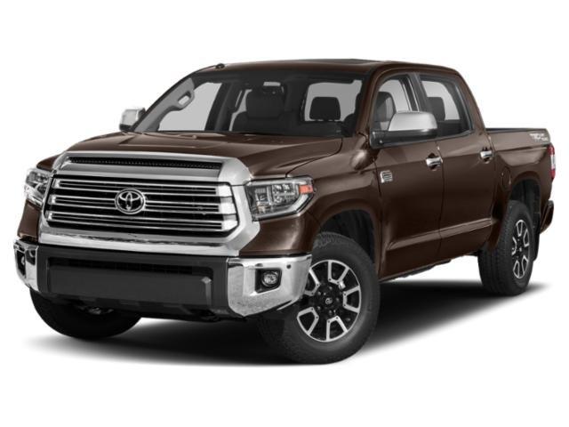 2019 Toyota Tundra 4WD SR5 5.7L V8 CrewMax 4WD  Regular Unleaded V-8 5.7 L/346 [10]
