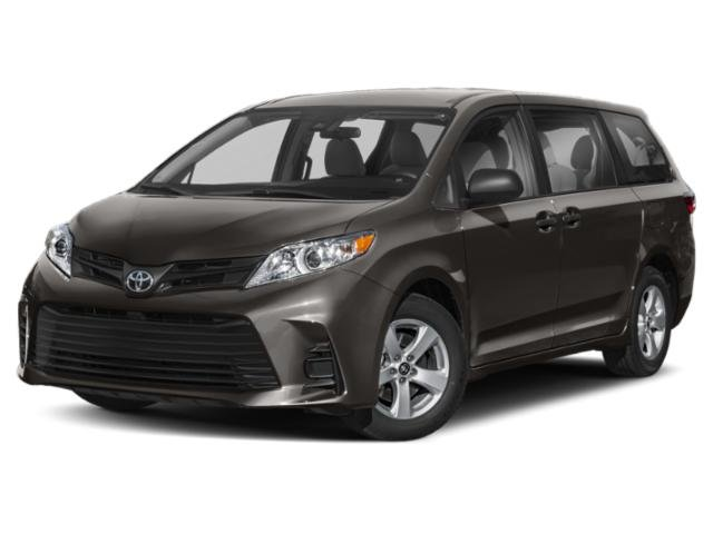 2019 Toyota Sienna LE 8-Passenger  Regular Unleaded V-6 3.5 L/211 [0]