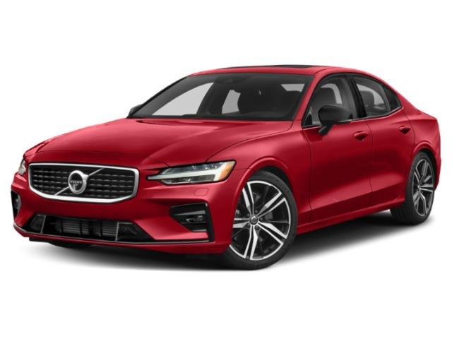 2019 Volvo S60 R-Design T6 AWD R-Design Turbo/Supercharger Premium Unleaded I-4 2.0 L/120 [1]