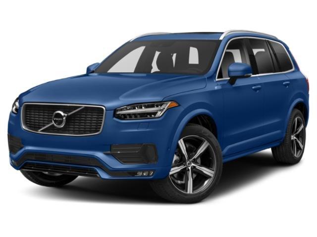 2019 Volvo XC90 R-Design T5 AWD R-Design Intercooled Turbo Premium Unleaded I-4 2.0 L/120 [1]