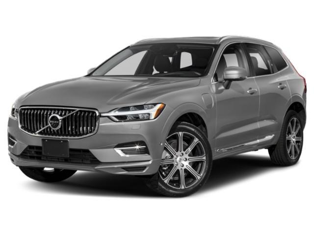 2019 Volvo XC60 Inscription T8 eAWD Plug-In Hybrid Inscription Turbo/Supercharger Gas/Electric I-4 2.0 L/120 [1]