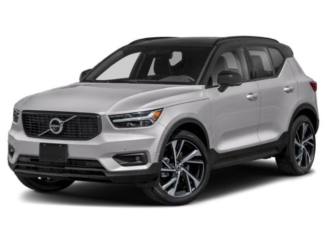 2019 Volvo XC40 R-Design T5 AWD R-Design Intercooled Turbo Regular Unleaded I-4 2.0 L/120 [1]