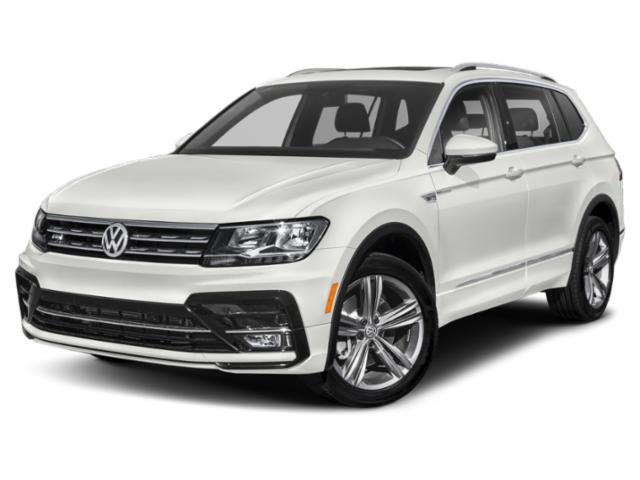 2019 Volkswagen Tiguan  Intercooled Turbo Regular Unleaded I-4 2.0 L/121 [4]