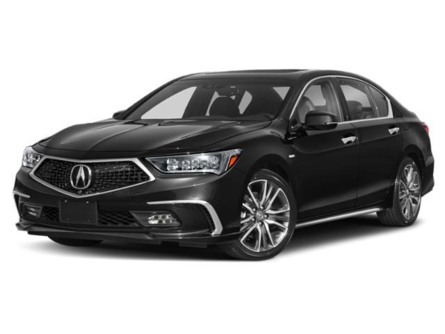 2020 Acura RLX Sport Hybrid w/Advance Pkg Sedan Sport Hybrid w/Advance Pkg Gas/Electric V-6 3.5 L/212 [6]