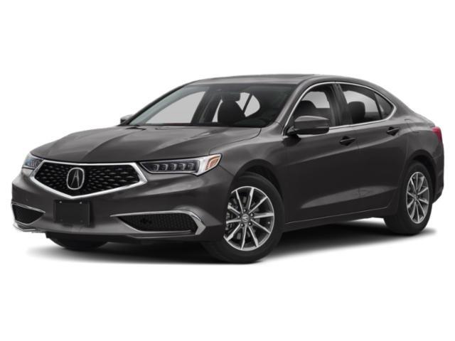 2020 Acura TLX EBONY