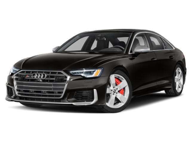 2020 Audi S6 Premium Plus 2.9 TFSI Premium Plus Twin Turbo Gas/Electric V-6 2.9 L/177 [7]