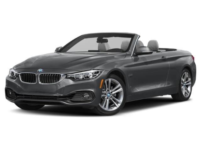 2020 BMW 4 Series 430i xDrive 430i xDrive Convertible Intercooled Turbo Premium Unleaded I-4 2.0 L/122 [0]