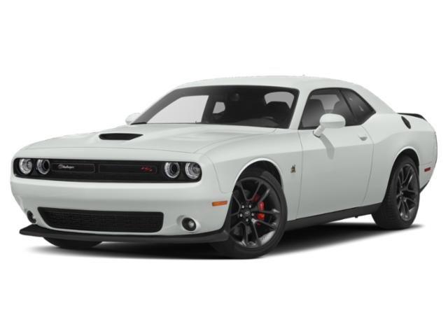 2020 Dodge Challenger R/T Scat Pack R/T Scat Pack RWD Premium Unleaded V-8 6.4 L/392 [0]