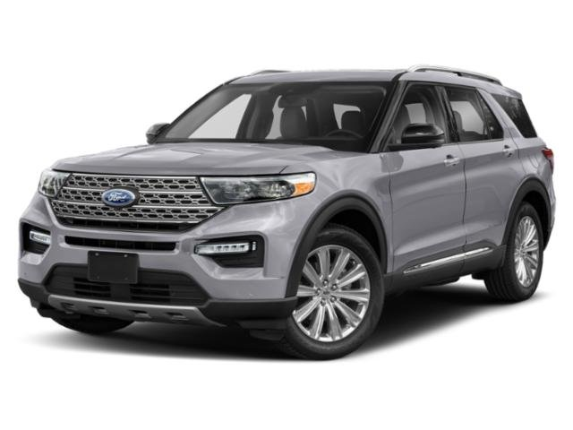 2020 Ford Explorer XLT XLT RWD Intercooled Turbo Premium Unleaded I-4 2.3 L/140 [4]