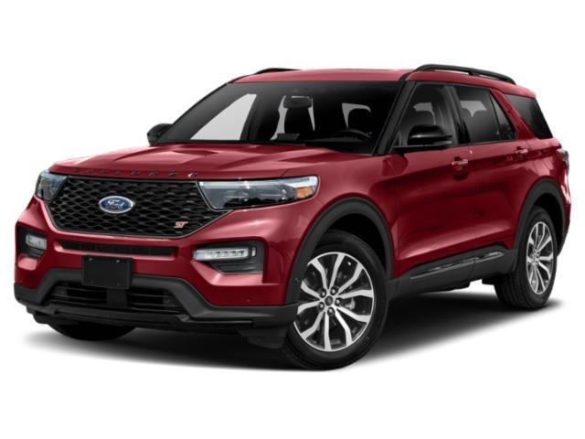 2020 Ford Explorer Platinum Platinum 4WD Twin Turbo Premium Unleaded V-6 3.0 L/183 [9]