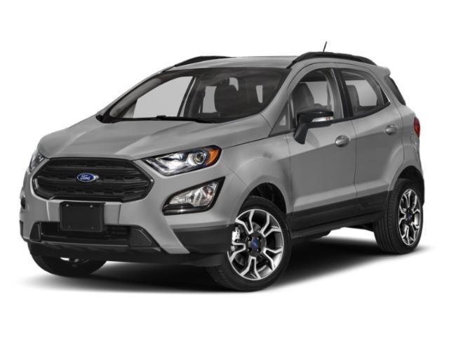 2020 Ford EcoSport S S 4WD Regular Unleaded I-4 2.0 L/122 [0]