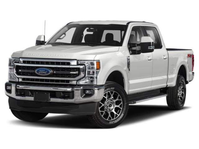 2020 Ford Super Duty F-250 SRW LARIAT  Intercooled Turbo Diesel V-8 6.7 L/406 [1]