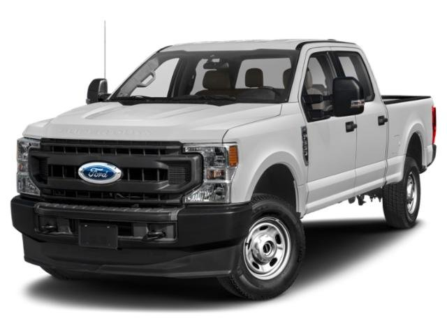 2020 Ford Super Duty F-350 SRW LARIAT TRM  Intercooled Turbo Diesel V-8 6.7 L/406 [4]
