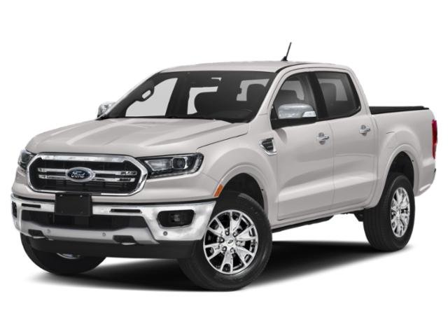 2020 Ford Ranger  Intercooled Turbo Regular Unleaded I-4 2.3 L/140 [13]