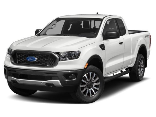2020 Ford Ranger XLT XLT 2WD SuperCab 6' Box Intercooled Turbo Regular Unleaded I-4 2.3 L/140 [10]