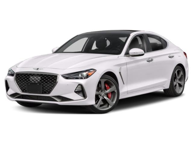 2020 Genesis G70 2.0T 2.0T AWD Intercooled Turbo Premium Unleaded I-4 2.0 L/122 [1]
