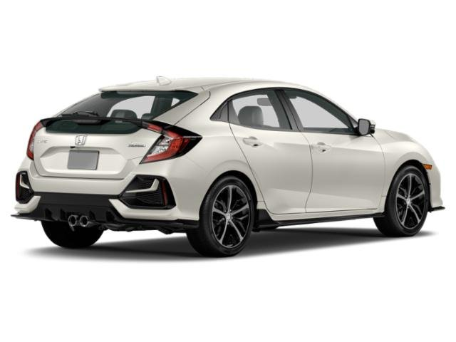New 2020 Honda Civic Hatchback in Santa Rosa, CA