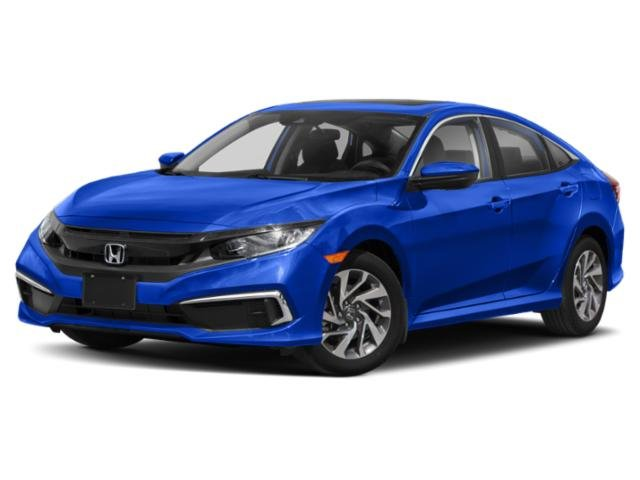 2020 Honda Civic Hatchback EX-L EX-L CVT Intercooled Turbo Regular Unleaded I-4 1.5 L/91 [1]
