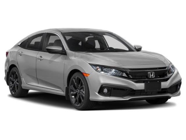 New 2020 Honda Civic Sedan in Santa Rosa, CA