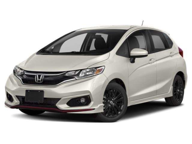 2020 Honda Fit Sport Sport CVT Regular Unleaded I-4 1.5 L/91 [7]