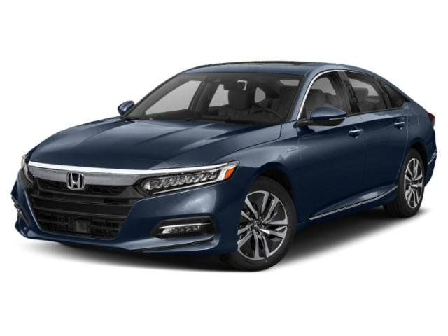 New 2020 Honda Accord Hybrid in Santa Rosa, CA