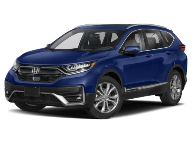 2020 Honda CR-V Touring Touring 2WD Intercooled Turbo Regular Unleaded I-4 1.5 L/91 [17]